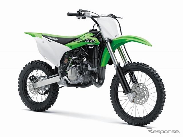 カワサキ KX100