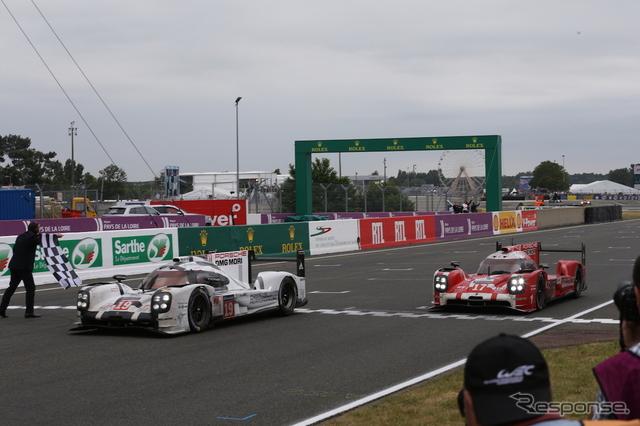 ルマン24時間耐久レース 2015《撮影 益田和久》