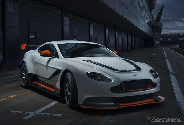 アストンマーティン ヴァンテージ GT12