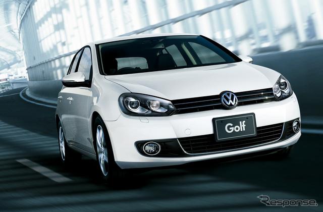 VW ゴルフ VI(参考画像)