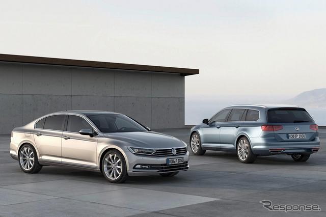 VW パサート 新型