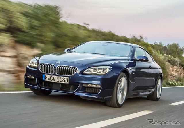 BMW 6シリーズ 改良新型