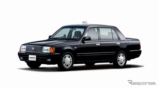 タクシー(参考画像)