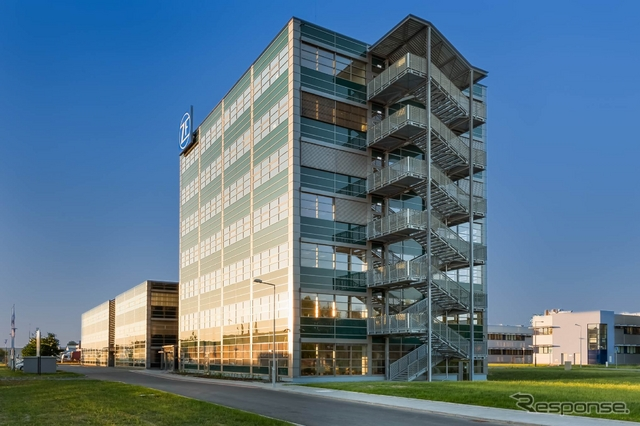 ZFのチェコの研究開発センター