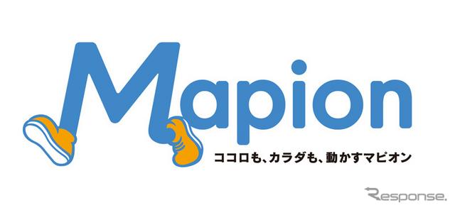 マピオン ロゴ