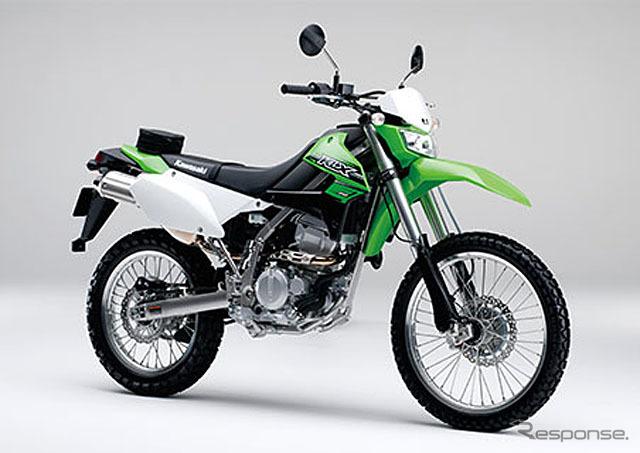 カワサキ KLX250(2016年モデル)