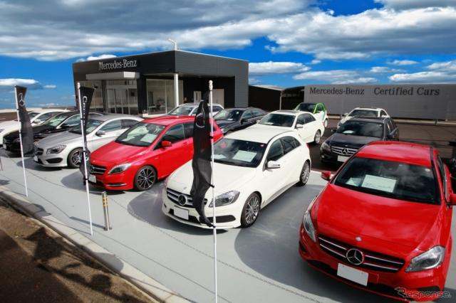 メルセデス・ベンツ福岡西 サーティファイドカーセンター