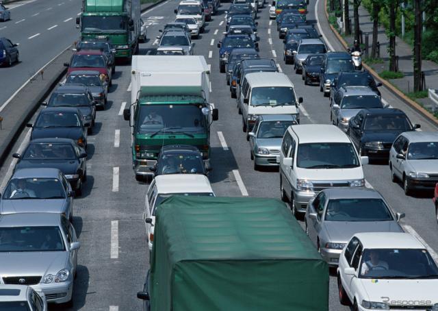 太田昭宏国土交通相は9月4日、2020年東京オリンピック・パラリンピック特別仕様のナンバープレート交付時期に遅れが出る可能性を示唆(写真はイメージ)《画像 Gettyimages》