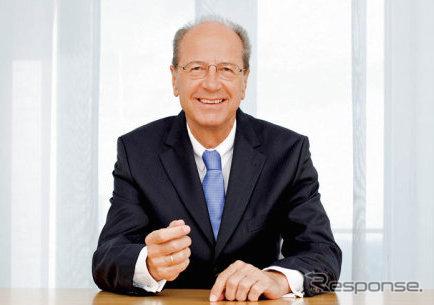 VWグループの次期監査役会の会長に推薦されたハンス・ディーター・ペッチュCFO