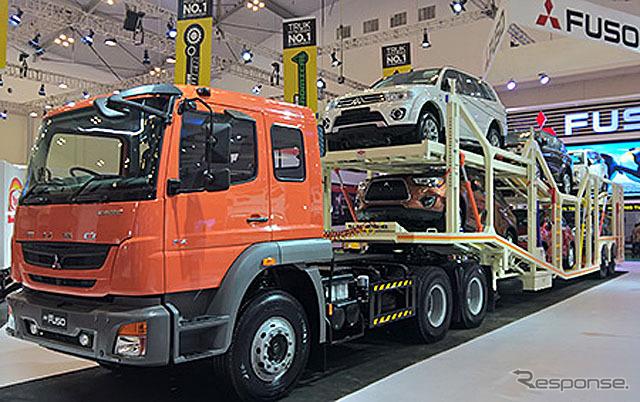 三菱ふそう FZ4928 トラクターヘッド