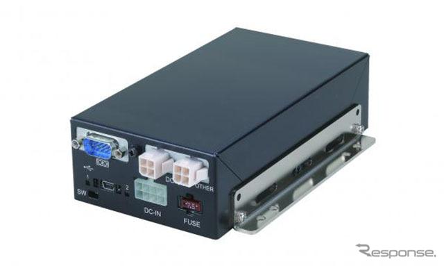 コンテック 車載専用の電源ユニット「PWI-60D6D2」