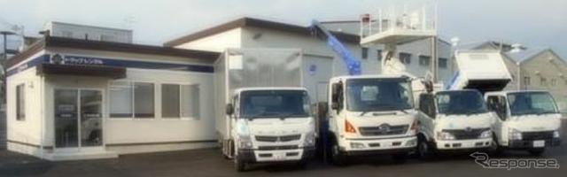オリックストラックレンタル 尼崎営業所