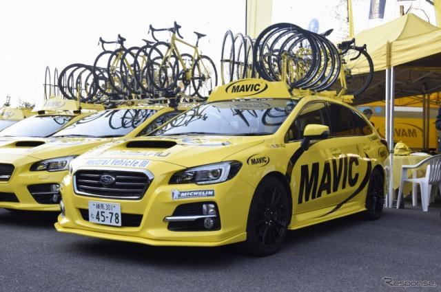 2014年ジャパンカップサイクルロードレースの様子