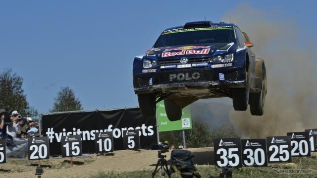 WRC第10戦 ラリー・オーストラリア