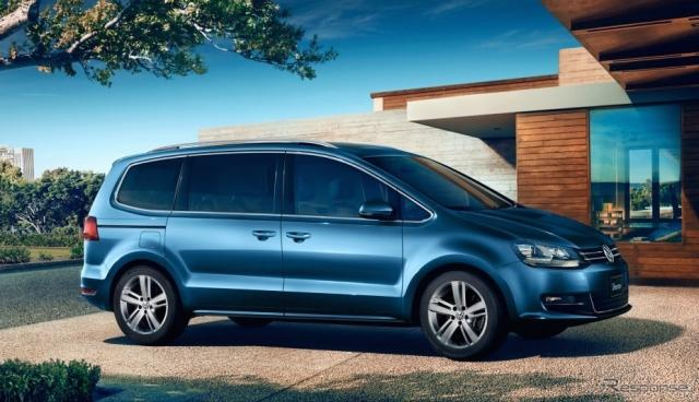 VW シャラン ハイライン
