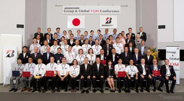 第6回ブリヂストン グループ&グローバルTQM大会
