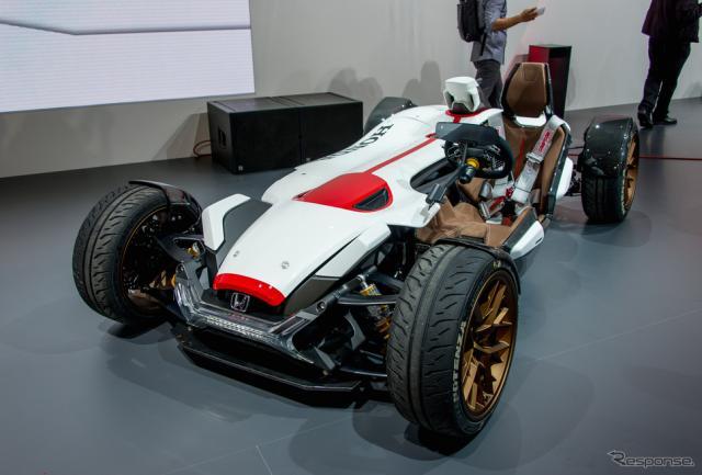 ホンダ プロジェクト2&4 powered by RC213V(フランクフルトモーターショー15)《撮影 太宰吉崇》