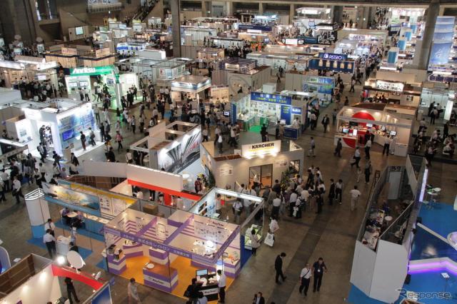 CEATEC(資料画像)《写真 CEATEC JAPAN実行協議会》