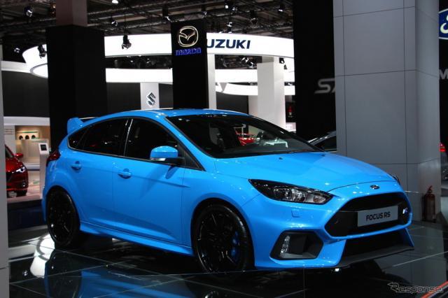 フォード フォーカス RS 新型《撮影 吉田瑶子》