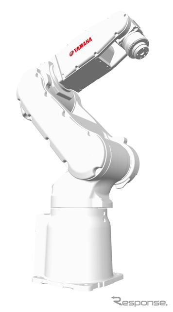 垂直多関節ロボット「YA-R5F」《画像 ヤマハ発動機》