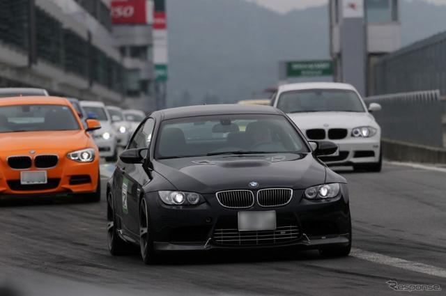 BMW ワンメイクドライビングレッスン