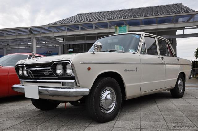 1967年 日産 スカイライン 2000GT-A《撮影 嶽宮 三郎》