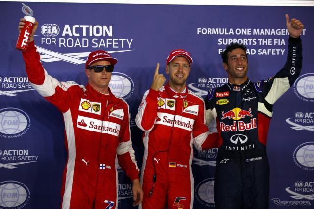 2015 F1シンガポールGP予選《画像 Getty Images》