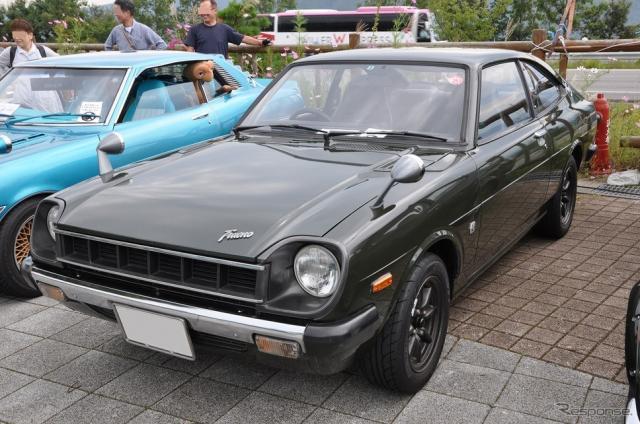1975年 トヨタ スプリンター・トレノ嶽宮 三郎