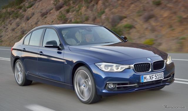 BMW 3シリーズ 改良新型