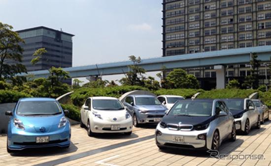 日本EVクラブ(参考画像)