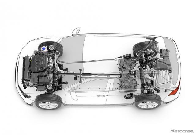 VWティグアン新型の最新ユーロ6ディーゼル「TDI」