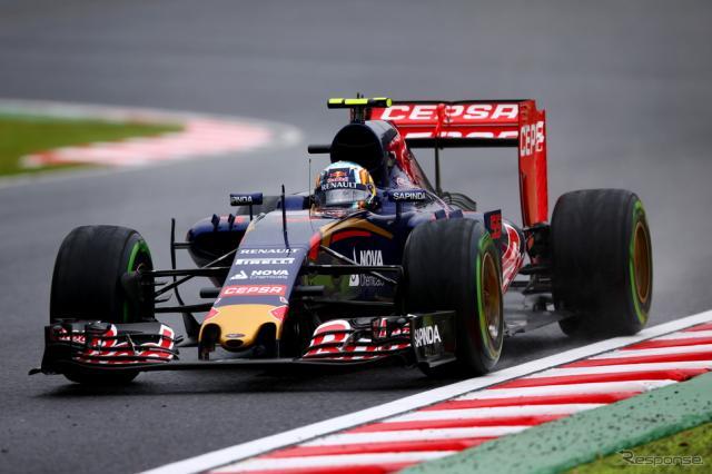 F1日本GPフリー走行1回目はサインツJrがトップ《画像 Getty Images》