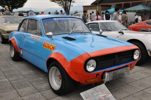 1968年 いすゞ ベレット 1600GTR《撮影 嶽宮 三郎》