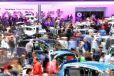 フランクフルトモーターショー15に出展したフォルクスワーゲン《写真 Getty Images》