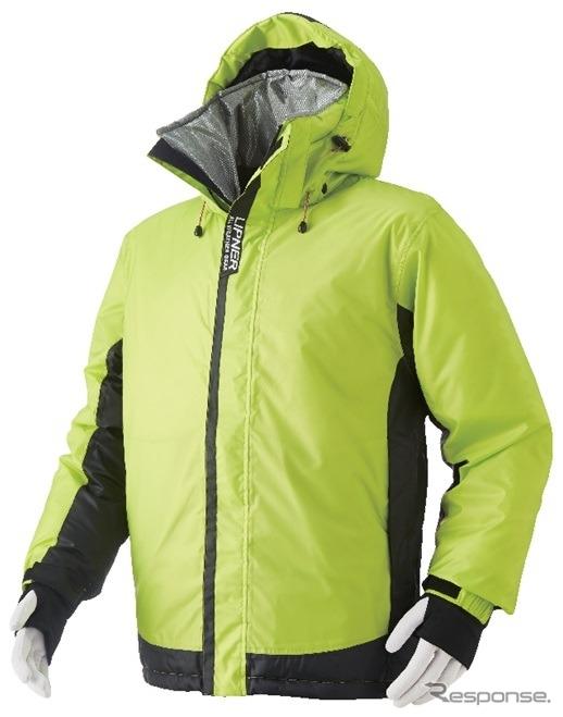 新型イージス透湿防水防寒スーツ 上