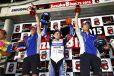 2015鈴鹿8耐SSTクラスで優勝した「team R1 & YAMALUBE」。《画像 ヤマハ》