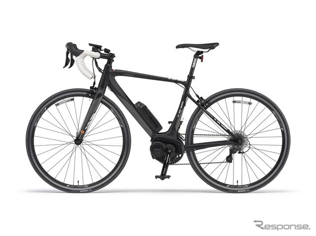 ロードバイク「YPJ-R」《画像 ヤマハ発動機》