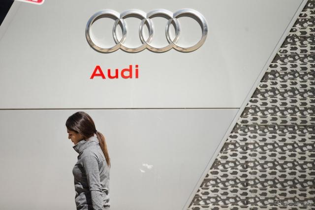 VW傘下のアウディは、不正の可能性がある問題のディーゼルエンジンを搭載した車が全世界で8車種、計210万台に上ることを明らかにした。《写真 Getty Images》
