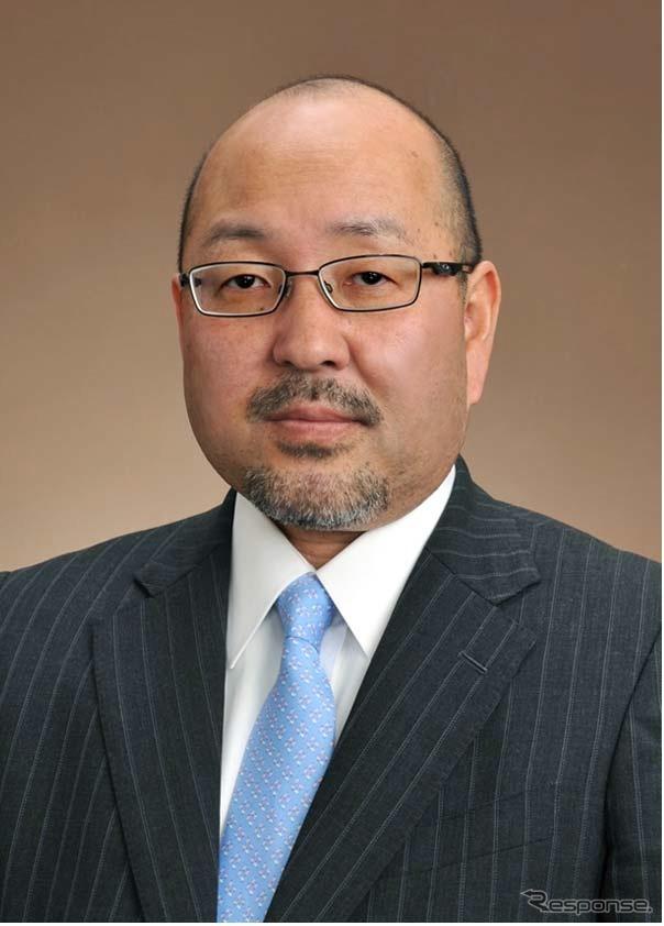 東洋ゴムの社長に就任する清水隆司氏《画像 東洋ゴム》