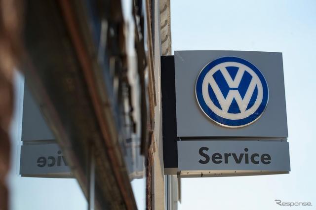 VWグループの排ガス不正問題は日本市場にも波紋を広げている《写真 Getty Images》