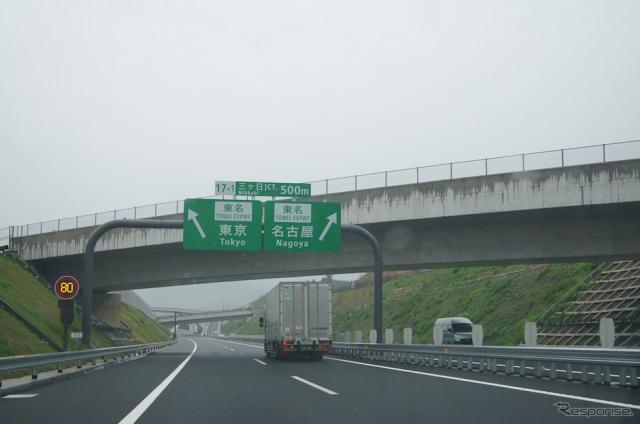 高速道路(イメージ)《撮影 瓜生洋明》