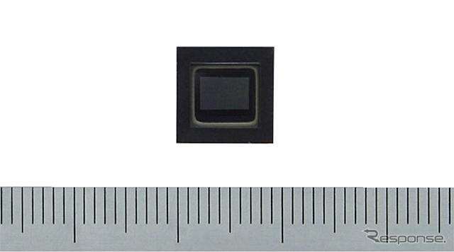 東芝 2MピクセルCMOSイメージセンサ CSA02M00PB
