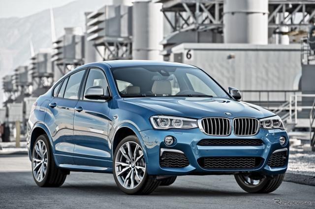 BMW X4 の M40i