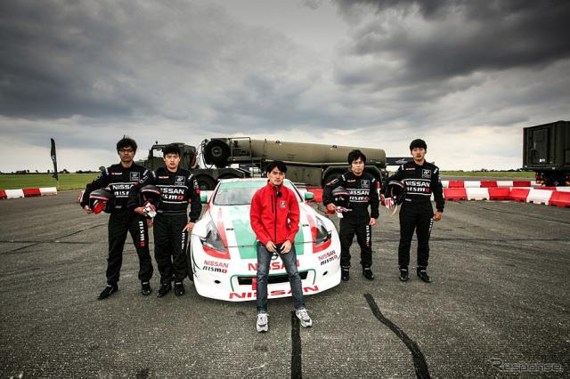 日産 GTアカデミー 日本代表
