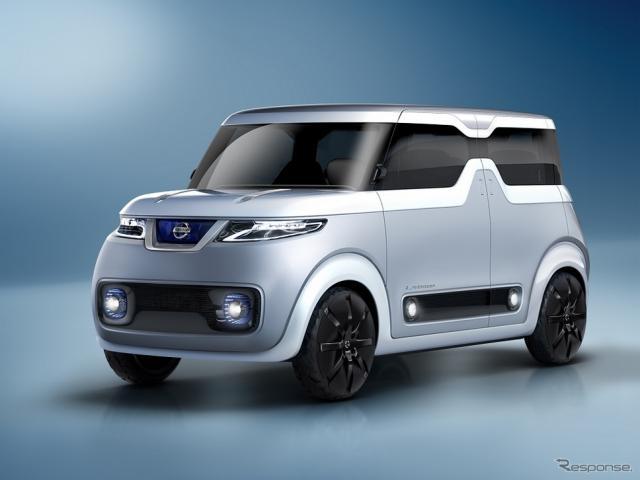 日産テアトロ for デイズ《日産自動車提供》