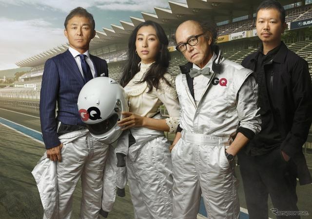 GQ JAPAN レーシングチーム