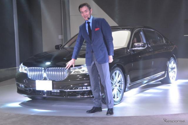 独BMW デザイン部門エクステリア・クリエイティブ・ディレクター 永島譲二 氏《撮影 小松哲也》