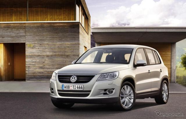 VW ティグアン 初代