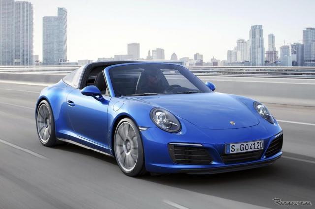 ポルシェ 911 カレラ4 / タルガ4 改良新型