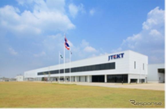 ジェイテクト・タイランドの新工場《画像 ジェイテクト》
